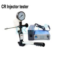 China ERIKC common rail injector nozzle tester equipment diesel injector testing machine on sale