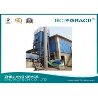 China Industrial bag house dust collector system air filter with fabric dust fitler on sale