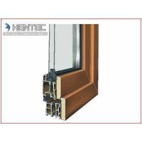 Quality PVDF painting Extrusion Aluminum Curtain Wall High corrosion resistance for sale