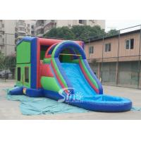 Buy 5in1 module panels outdoor kids inflatable bounce house slide combo from Sino Inflatable at wholesale prices