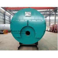 Quality Low Pressure Oil Powered Boiler 1.0-2.5 Mpa For Food Processing Plant for sale