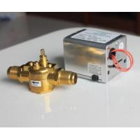 Buy cheap Motorized Zone Control Central Heating Switch Valve 50/60HZ Frequency from wholesalers