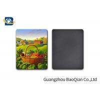 Quality UV Offset Printing Lenticular Magnet PET Material 0.45mm Thickness ANTI - Scratch for sale