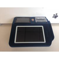Quality Intelligent Electronic Fingerprint POS with Bank Card Reader Autofocus Camera for sale