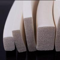 Quality self-adhesive sponge rubber strip door seal / easy and simple to handle foam strip for sale