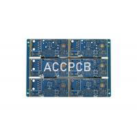 Quality ITEQ FR4 Heavy Copper Immersion Gold PCB Fabrication Customizable Design for sale