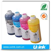 Quality Uvink brand DX5 eco solvent ink for Epson/ Mimaki/ Mutoh/ Roland for sale