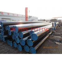 Quality NF A49-400 / Longitudinally Electric Resistance Welded Unalloyed Steel Tubes for sale