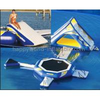 Quality aquaglide slide ,lake inflatable water park games , adult inflatable water park for sale