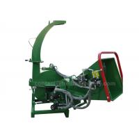 Quality 4 Cutting Knives Hydraulic Wood Chipper With Double Aggressive Rollers for sale