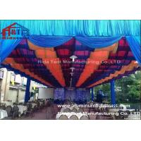 Buy cheap Stage Lighting Round Aluminum Stage Truss With Hand Hoist 6082-T6 / 6061-T6 from wholesalers