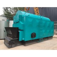 Quality Chain Grate Coal Fired Steam Boiler , Wood Industrial Biomass Boiler for sale
