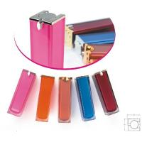Buy cheap 30ml 1 ounze  square shape double wall  cosmetic airless bottles from wholesalers