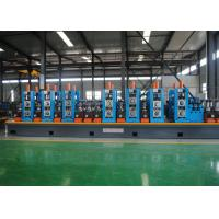 Quality Automatic ERW Pipe Mill Line / Carbon Steel Tube Production Line for sale