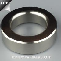 Quality API Standard Intake Stellite Valve Seats For Oil Well Pump Valve Corrosion Resistance for sale