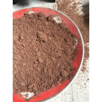 Quality Commercial 100 Pure Brown Cocoa Powder Negative Salmonella Bacteria ISO 9001 Approved for sale