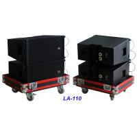 "Buy cheap Single 10"" Full Range Line Array Speaker LA-110 For Party , Living Event , from wholesalers"