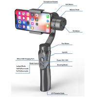 Quality Portable  Smartphone Gimbal Stabilizer Daily Life Use Stable Performance for sale
