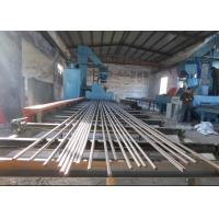 Quality Dustless Steel Shot Blasting Equipment With Roller Conveyor For Steel Pipe for sale