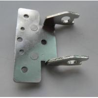Buy cheap Hardware Steel Stamping Part Electrical Components Riveting Copper from wholesalers
