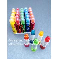 Buy Lipstick Candy , Funny And Lovely Shape Fashionable Sweet Candy at wholesale prices