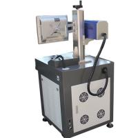 Quality ISO Certification Shift Codes CO2 Laser Marking Machine For Wood And Acrylic for sale