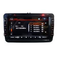 Buy 8 Inch Digital Dual Zone PIP Volkswagen DVD GPS With Radio / Amplifier at wholesale prices