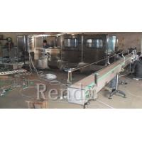 China Fully Automatic Rotary Barrel Filling Machine Drinking Water Bottling Plant on sale
