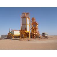 Buy 8 Moving Units Mobile Hot Mix Plant , Asphalt Recycling Equipment 2 Days' Transition Between Sites at wholesale prices