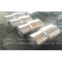 Quality Alloy Steel Forged Shafts Blank C35 C45 42CrMo4 36CrNiMo4 4330 34CrNiMo6 4140 SNCM439 BS816M40 4130 4340 for sale