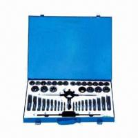 China 45pcs Tap and Die Set, Metric and Imperial, SAE on sale