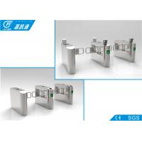 Quality Bidirectional Direction Swing Barrier Turnstile Lane Width 900 - 1200mm Long Service Life for sale