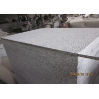 Quality Bush Hammered Grey G423 Granite Stone Tiles For Swimming Pool Project for sale
