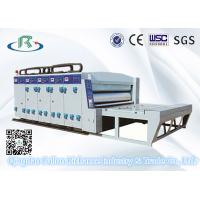 China 1 Series High Quality Chain Feed Corrugated Carton Box Making Machine on sale