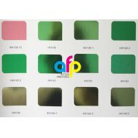 Quality 640mm * 120m Colorful Stamping Foils ,Gold Stamping FoilFor Soft / Hard Plastic for sale