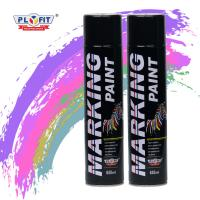 Quality Line Road Marking Waterproof Spray Paint Non Toxic Excellent Adhesion Reflective for sale