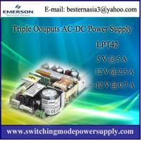 Buy cheap Emerson (Astec) LPT42 Triple Outputs AC-DC Power Supply from wholesalers