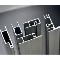 Quality Silver Anodizing / Alodine Aluminium Extrusion Profiles  With CNC Machining for sale