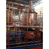 Quality Turn-key Copper microbrewery equipment for sale beer equipment from 100L-2000L for sale