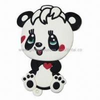 Buy cheap Fridge magnet for promotional gifts, made of rubber, non-toxic from wholesalers