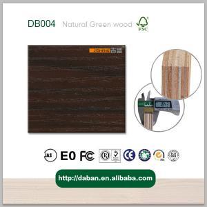 China China good quality 4x8 black walnut veneer plywood on sale