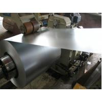 Quality JIS G3321 Galvanised Steel Coils / Roof Attachment AZ Coating Steel Strip for sale
