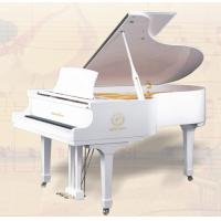 Buy cheap 170cm 88 Key White Polished Acoustic Grand Piano 182x55x172cm AG-GP170W from wholesalers