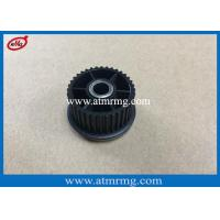 Quality Black Hyosung atm parts hyosung motor , atm motor gear 36T Tooth for sale