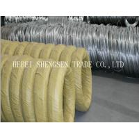 Electro / Hot Dipped Galvanized Iron Wire Q195 Low Carbon Straight Cut Wire