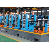 Quality Durable High Frequency Welded Stainless Steel Pipe Mill , Pipe Making Machine for sale