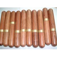 Quality Cigar Tubes, Wood cigar Canister Top quality Rosewood made for sale