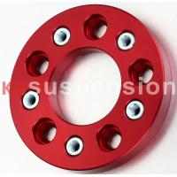 Quality 5 Lug Single Drilled  Wheel Adapter Car Wheel Spacers with Open - End Lug Nuts for sale