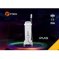 Quality One Handpiece IPL Hair Removal Machine For Female HR PR SR Working Mode for sale