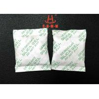 Quality Electrical Mildew Resistant Silica Gel Desiccant 30g Halogen Free Tyvek Silica for sale